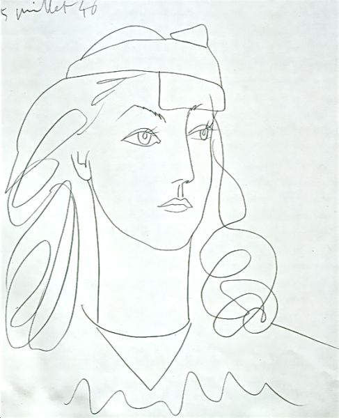 Line Drawing By Pablo Picasso : Best picasso drawing ideas on pinterest