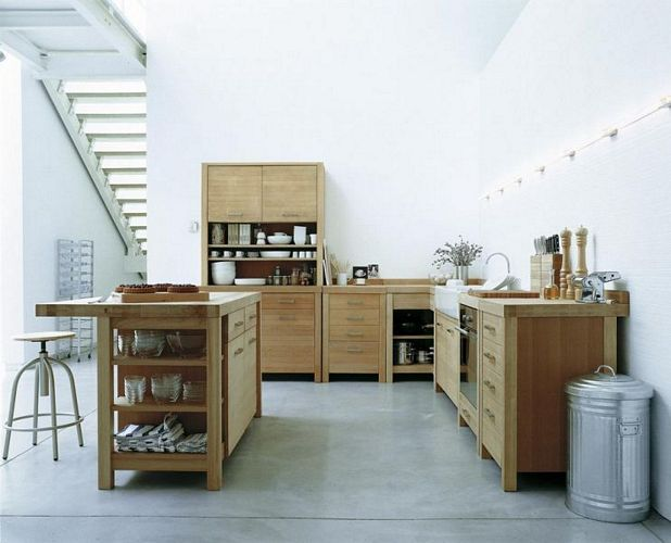 The Canella Kitchen Range From Habitat Kitchens