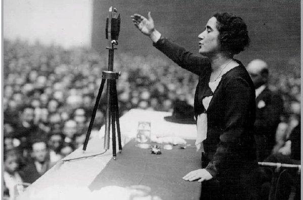 Y la mujer votó. El 19 de noviembre de 1933 se conseguía el sufragio femenino en España gracias a la lucha de Clara Campoamor y de otras.