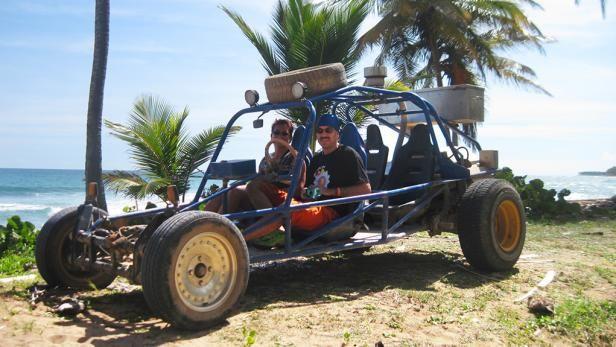 Dune Buggy Tropical Adventures