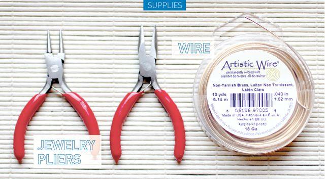 My DIY | Wire Bow Ring | I SPY DIY