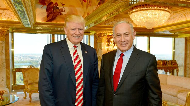 Der neue gewählte Präsident der USA Donald Trump hatte sich während seines Wahlkampfes gegen das von Obama ausgehandelte Nuklearabkommen mit dem Iran ausgesprochen. Gegenüber Israel schwor Trump die Treue im Kampf gegen islamische Terroristen.