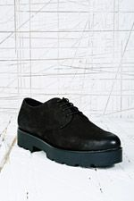 Vagabond Aurora Nubuck Lace-Up Shoes at Urban Outfitters