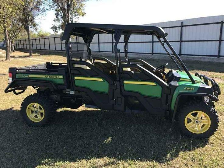 Used 2015 John Deere GATOR ATVs For Sale in Michigan.