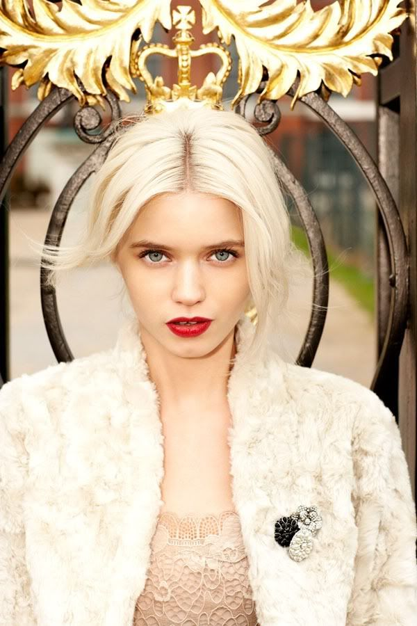 Abbey Lee Kershaw...my complete style icon