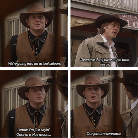 Supernatural season 6: Frontierland