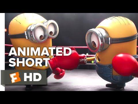 Видео: Студия Universal Pictures выпустила 4-минутный мультфильм о миньонах. | Vinegret