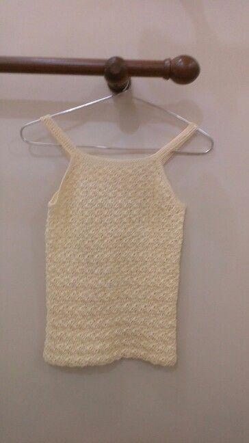 Camisole....Everyday Crochet