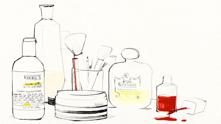 Beauty Parlour by Garance Dore.