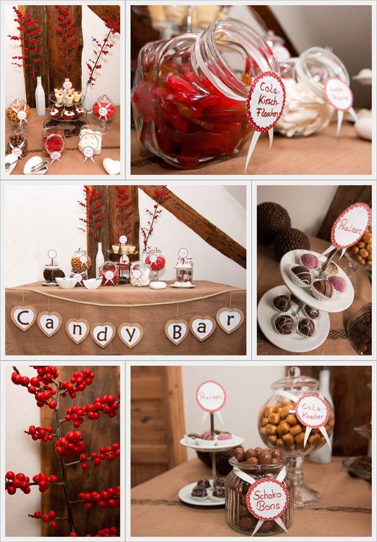 die besten 25 candy bar hochzeit ideen auf pinterest candybar candybar wedding und. Black Bedroom Furniture Sets. Home Design Ideas