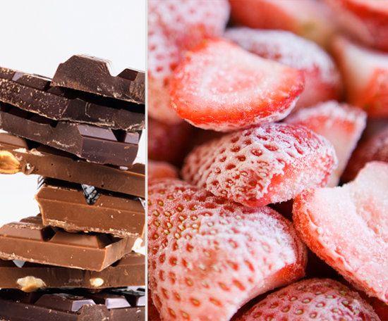 Sweet Frozen Snack Ideas