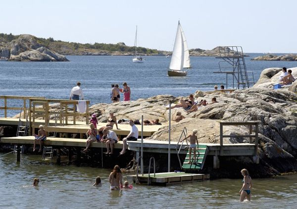 CLICK ON THE IMAGE LINK ABOVE - TO SEE THE BEST VACATION PLACES IN SWEDEN  #ocean #havet #sweden #beautiful #vacker #natur #nature #sverige #travel #restips