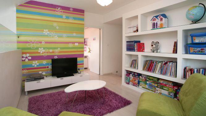 תמונה - חדרי עבודה, פינת ישיבה, איריס מרקו - עיצוב ואדריכלות פנים - Adira.co.il