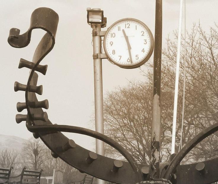 Clock - Malvern.