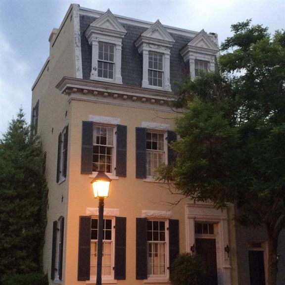 Old Town Alexandria   Period Style Homes   House styles ...