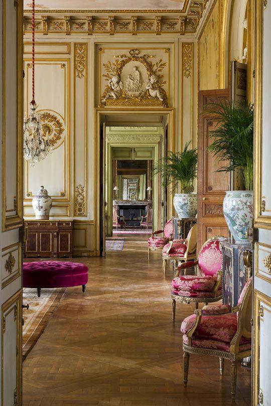 Domaine De Voisins Chassons Architecture Ch Teau De