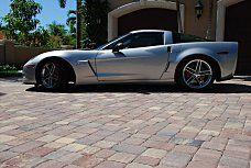 2007 Chevrolet Corvette Z06 Coupe for sale 100773874