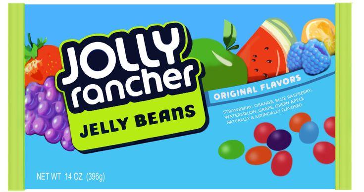 Jolly Rancher Jelly Beans 14oz.