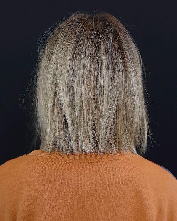 Short haircuts For smooth, fine hair