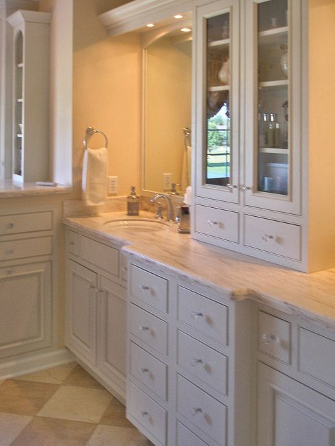Bathroom Gallery | MillBrook Kitchen Witch Hazel