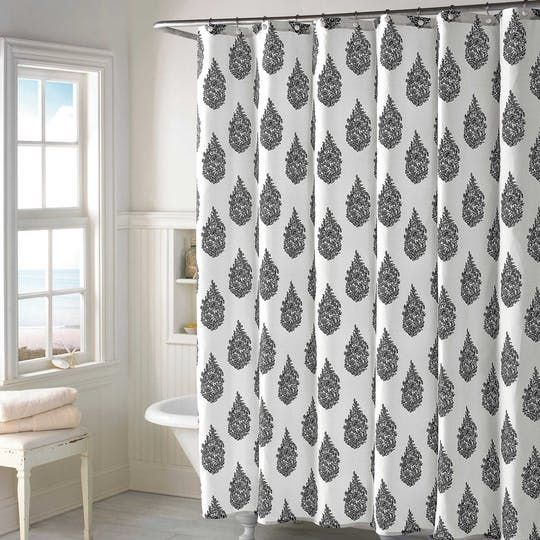 Elegant Bathroom Curtain Sets