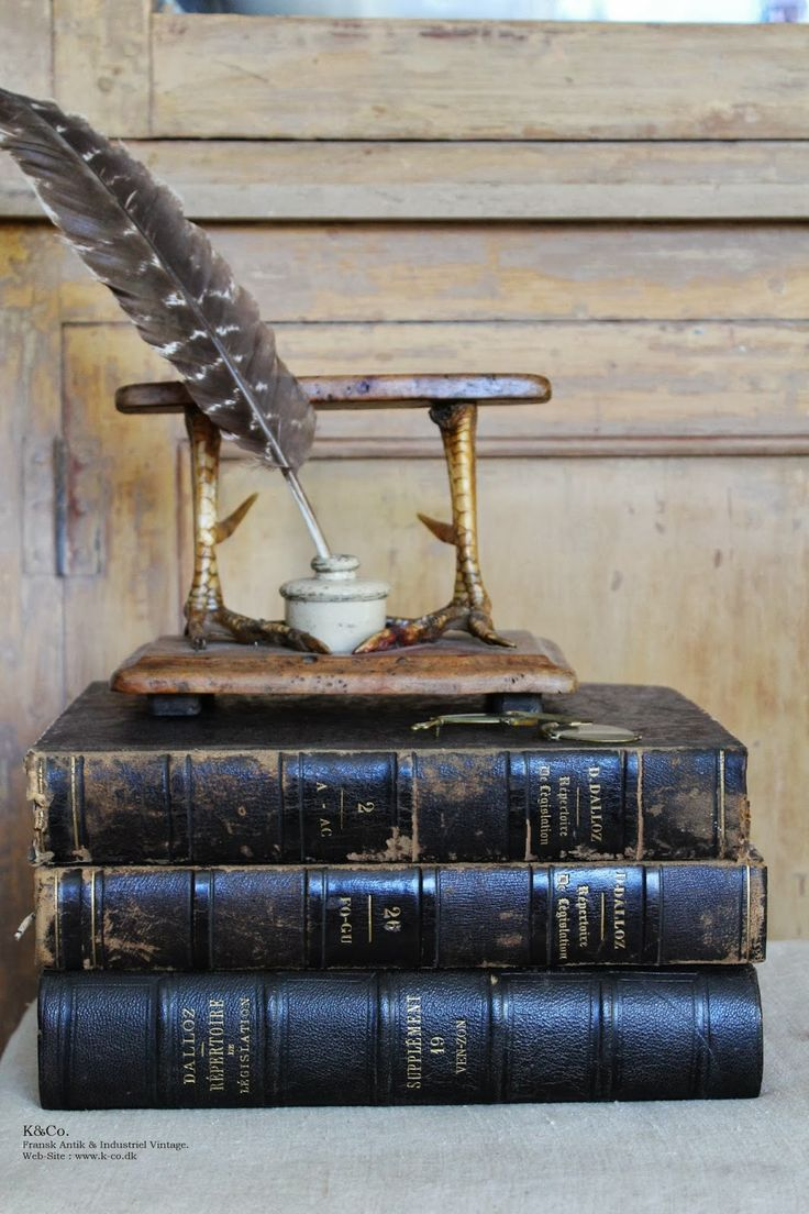 Quill And Books