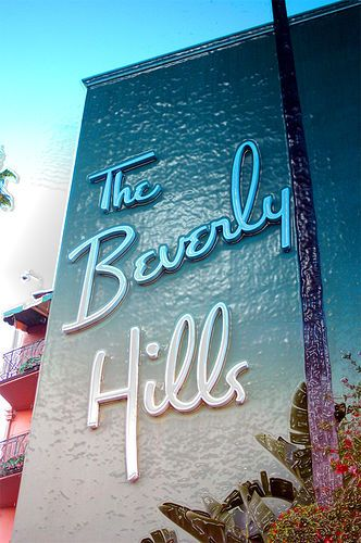 The Beverly Hills Hotel Los Angeles Los Angeles Hotel Interior Designs