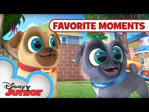 Puppy Playcare Part 2 Compilation Puppy Dog Pals Disney