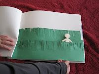 We're Going on a Bear Hunt book to make at home