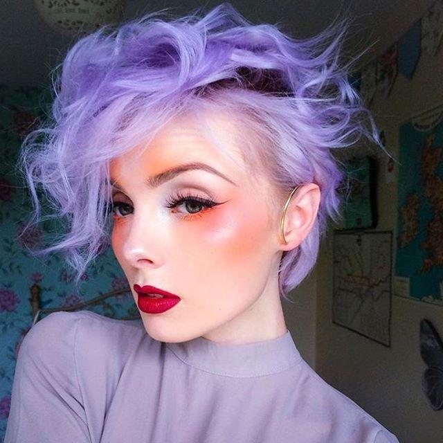 WEBSTA @ makeupaddictioncosmetics - ☀️ Summer nights glam by @beautsoup using her #MakeupAddictionBrushes ☀️#Makeupaddictioncosmetics