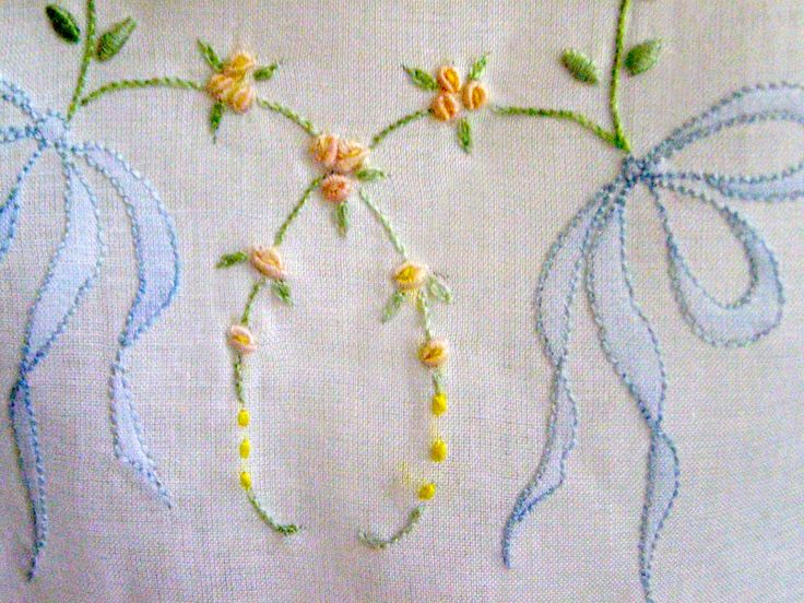 Embroidery by Margaret Boyles