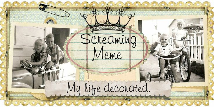 Screaming Meme blog about decorating with plates-alot of great ideas.