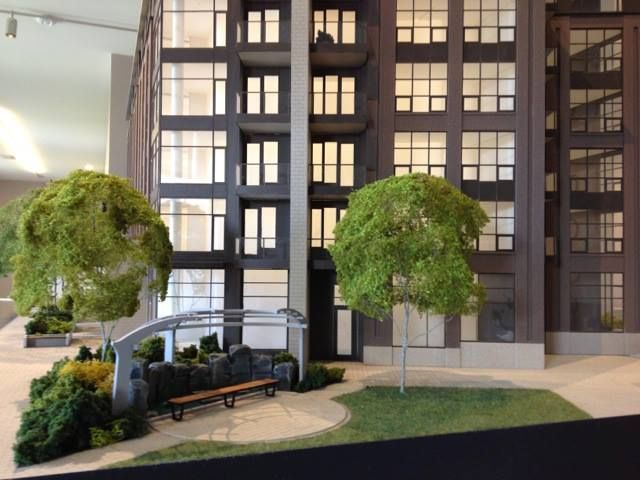 We're getting ready to open the doors to our Tamarack Wellington Sales Centre: full model suite, five touchscreens with interactive floorplans – and the coolest 3D model around - imagine yourself in this courtyard!