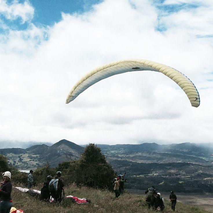 Paracaídas #sopo #cundinamarca