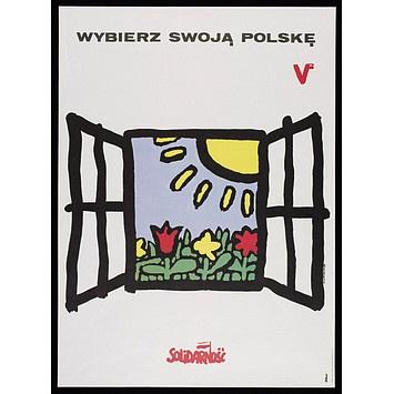 Solidarnosc, Poland, 1989