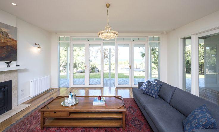 Beaumaris, living room