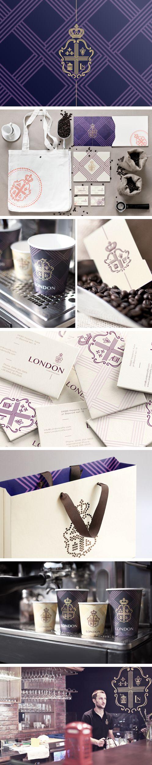 Coffee House London   Reynolds and Reyner. simplicity brings elegance