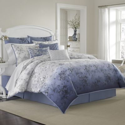 Laura ashley delphine comforter set for Bedroom ideas laura ashley