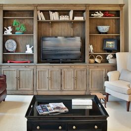 Built In Wall Unit Design Ideas, Pictures, Remodel, and Decor