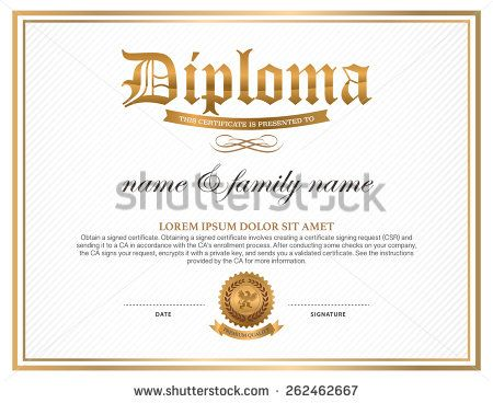 The 25+ best Certificate design template ideas on Pinterest - certificate designs templates