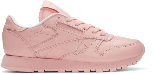 http://SneakersCartel.com ReebokClassic Leather'Pink'Available @ SSENSE #sneakers #shoes #kicks #jordan #lebron #nba #nike #adidas #reebok #airjordan #sneakerhead #fashion #sneakerscartel https://www.sneakerscartel.com/reebok-classic-leather-pinkavailable-ssense/