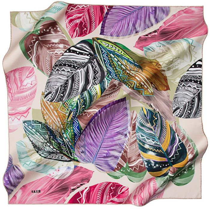 Aker Naaheed Silk Fashion Scarves: Classy Silk Scarves at www.hijabplanet.com - free shipping worldwide  #hairscarves #scarf #hijabtutorial #muslimah #hijab #moda #fashion #fashiongirl #freeshipping #shoppinglove