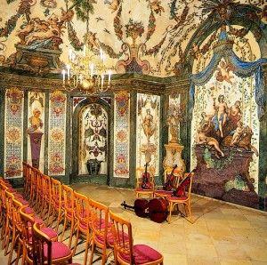 Sala Terrena, photo: Mozarthaus