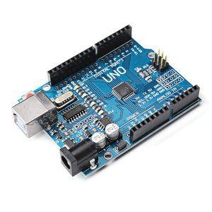 Een Arduino UNO met een CH340 chip i.p.v de FTDI chipset. www.martoparts.nl