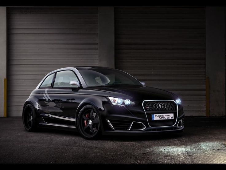 AUDI A1 TUNING - Audi Wallpaper (16543602) - Fanpop fanclubs