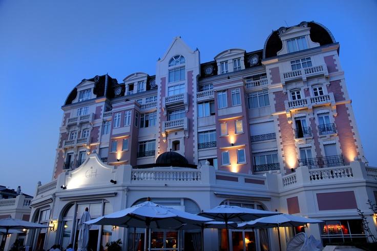 Grand Hotel Loreamar - St Jean de Luz #saintjeandeluz