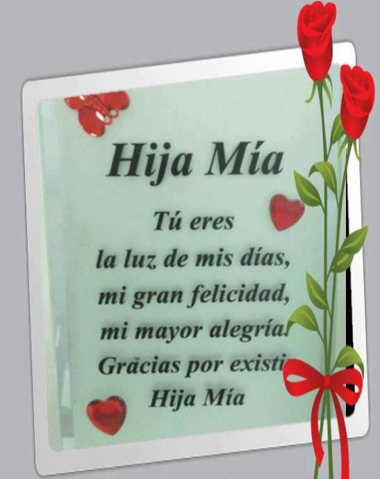 feliz cumpleaños hija cards postcards e cards pics notes Pinterest Search