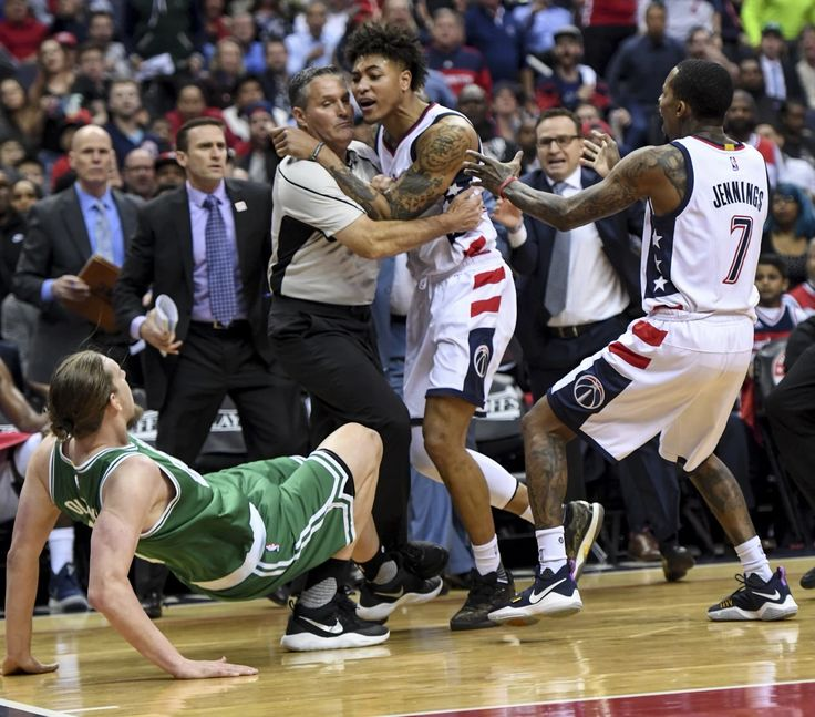 Wizards' Kelly Oubre Jr. suspended for Game 4 after push of Kelly Olynyk - Washington Post