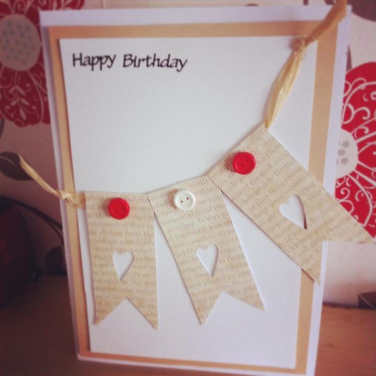 Card Making Ideas For Men Part - 44: Menu0027s Birthday Card
