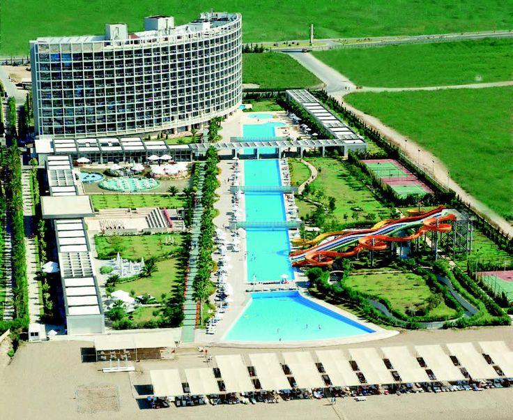 kervansaray kundu hotel antalya - 3095000